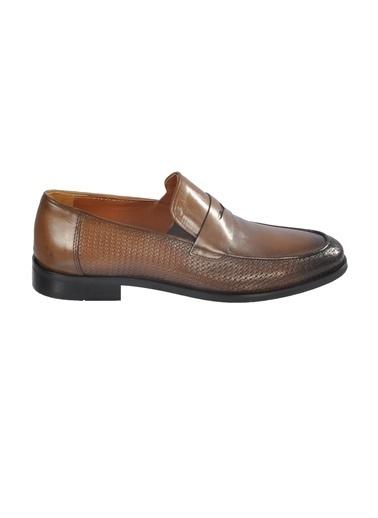 Luciano Bellini Ayakkabı Kahve